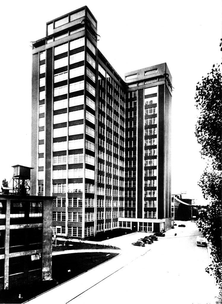 Baťův mrakodrap