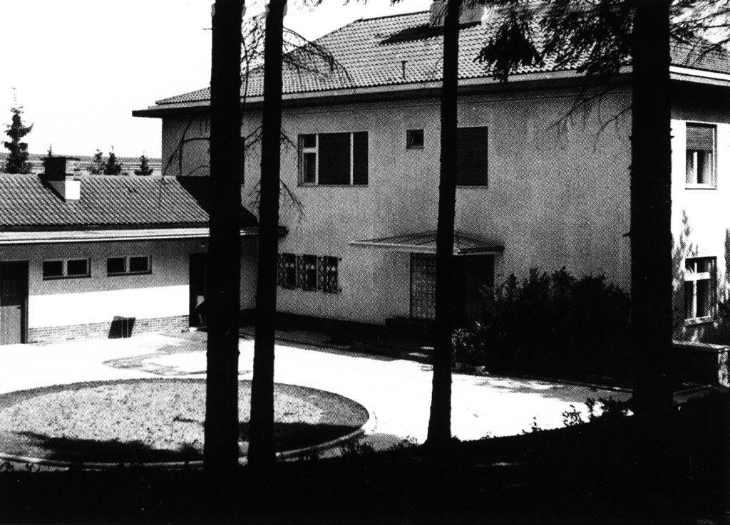 Hugo Vavrečka: vila