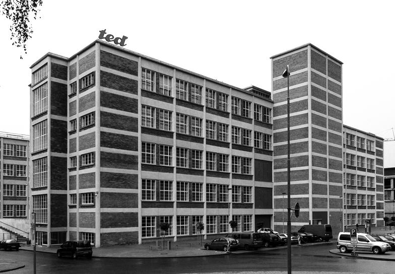Tovární areál – budova č. 14
