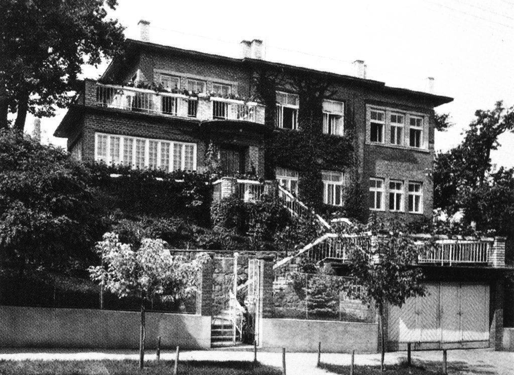 Jan A. Baťa: rodinná vila