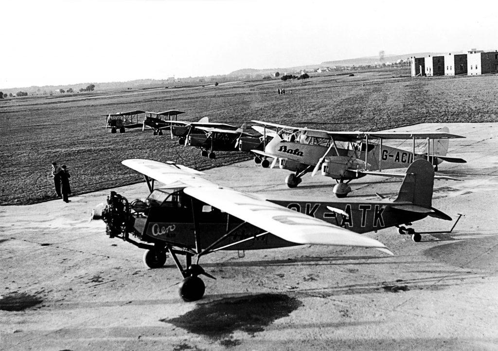Letiště v Otrokovicích
