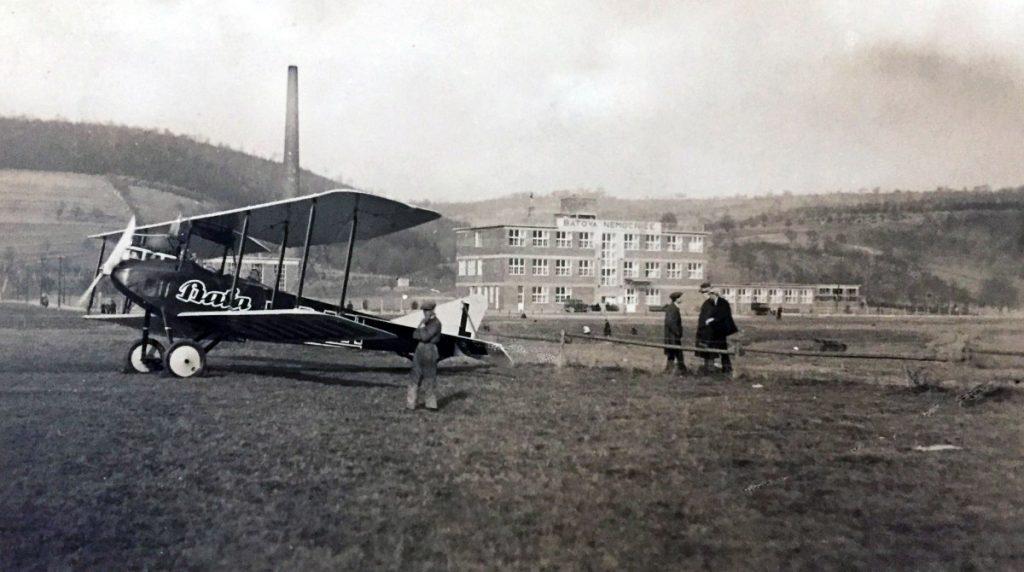 Letiště ve Zlíně