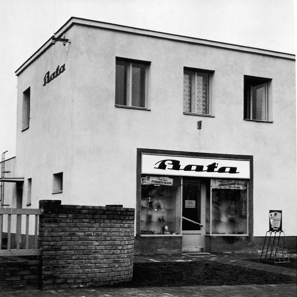 Baťovská prodejna