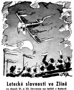 Letecké dny v Otrokovicích