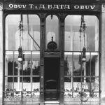 Baťova prodejna v Ostravě, 1919