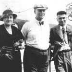 Marie Baťová, Jan A. Baťa a Tomáš ml. Baťa
