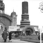 Expozice Baťa na Pražských vzorkových veletrzích, 1934