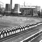 Den sportu na novém stadionu Sportovního klubu Baťa, 1934