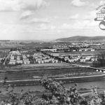 Baťova průmyslová čtvrť v Otrokovicích, 1937