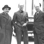 Architekti F. L. Gahura, Le Corbusier, B. Fuchs, 1935