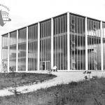 Novostavba Památníku T. Bati, 1933