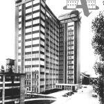 Správní budova Baťových závodů ve Zlíně, 1940