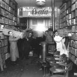 Baťova prodejna v Rotterdamu, 1926