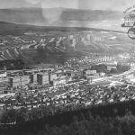 Celkový pohled na Zlín, 1936