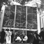 Pavilon firmy Baťa na světové výstavě v Paříži