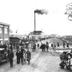 Baťova továrna Borovo, Jugoslávie, 1933