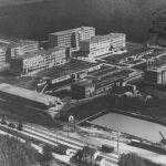Baťova továrna Hellocourt, Francie