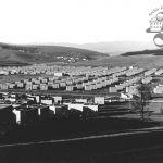 Obytné čtvrti Díly, Povesná a Zálešná, 1934