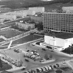Náměstí Práce, 1937-38