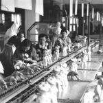 Gumové hračky z Baťových závodů, 1935