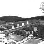 Náměstí Práce, internáty, Studijní ústavy, 1938