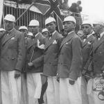 Baťova škola práce – skupina Angličanů, 1933